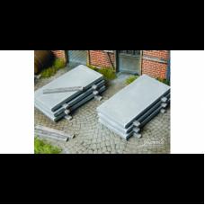 Load: Concrete slabs