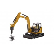 Caterpillar CAT 308CR Next-Gen Mini Hydraulic excavator