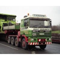 Cadzow Heavy Haulage
