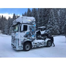 MB Actros Polar Bear