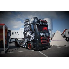 MB Actros Wolf
