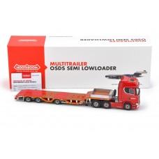 Nooteboom Redline Series Scania