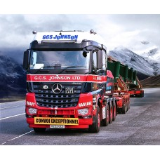 G.C.S. Johnson LTD Heavy Haulage