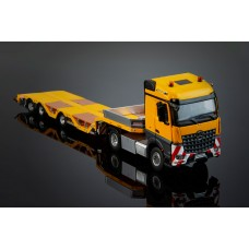 Yellow Series MB Arocs Nooteboom