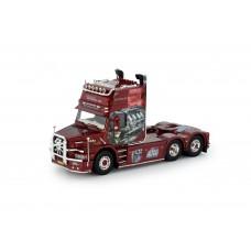 History of Scania V8