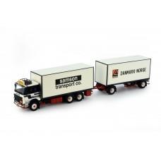 """Johansen Kim """"Samson Transport co.- Linjegods"""""""