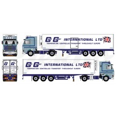 "Geoff Gilbert International LTD ""blueliner"""