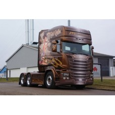 "JTS Maskintransport ""high roller"""