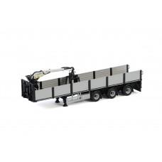 Premium Line: stone / brick trailer