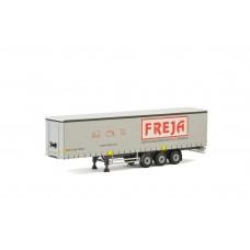 Premium Line: Freja curtainside trailer