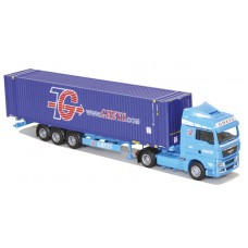 Gheys 45ft container
