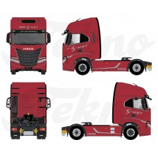"T.B.P. Iveco S-Way ""Unstoppable"""