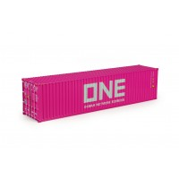 T.B. 40ft One container