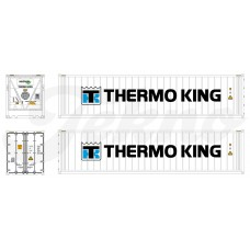T.B. 40ft. Container Thermo King Belgium