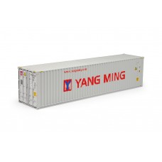 T.B. 40ft container Yang-Ming
