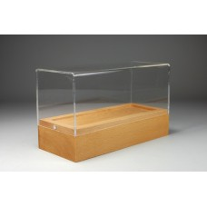Vitrine for tractor / rigid truck  (wooden base)
