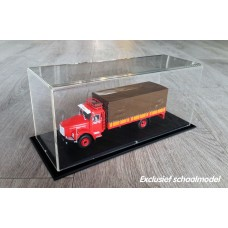 Vitrine / Display for tractor - rigid truck