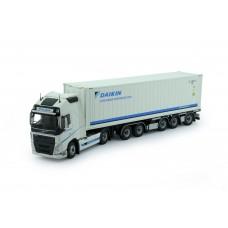 Daikin container refrigeration